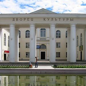 Дворцы и дома культуры Великодворского
