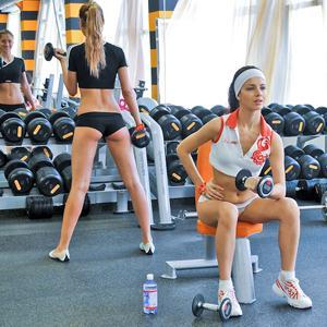 Фитнес-клубы Великодворского