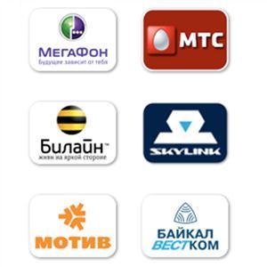 Операторы сотовой связи Великодворского