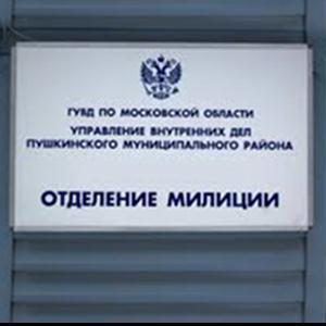 Отделения полиции Великодворского