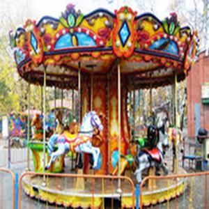 Парки культуры и отдыха Великодворского