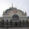 Железнодорожные вокзалы в Великодворском
