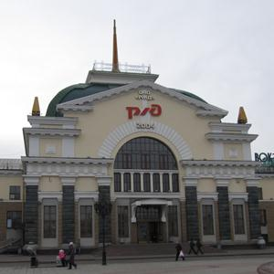 Железнодорожные вокзалы Великодворского