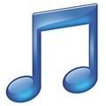 Баринова Роща - иконка «музыка» в Великодворском